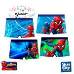 Bañador Spiderman ET1705