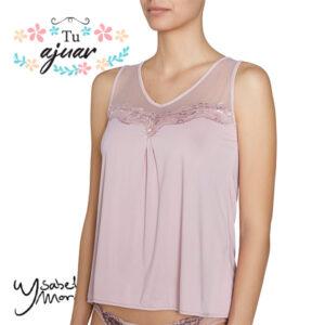 Camiseta lencera Ysabel Mora