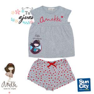 Pijama Anekke niña SE2175