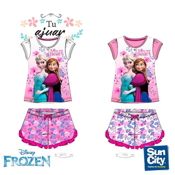 Pijama Frozen niña SE7275