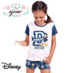 Pijama niña DISNEY Pato Donald