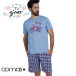 Pijama hombre ADMAS Fell good-55279-0