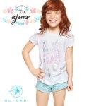 Pijama de niña MUYDEMI Sirenita-620034