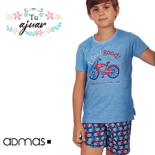 Pijama niño Moto ADMAS Fell good-55349-0