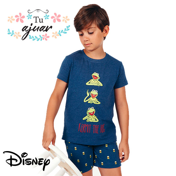Pijama niño Rana Gustavo DISNEY-55477-0
