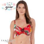Top bikini estampado FANTASIE-FS6560