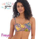 Top bikini estampado FREYA-AS200914