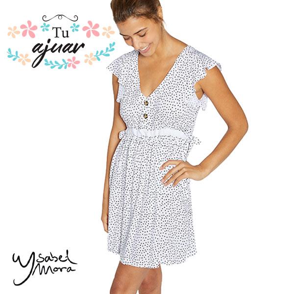 Vestido playero YSABEL MORA-85717