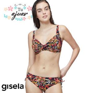 Bikini sin aros GISELA-Copa C-3/3345