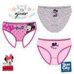 Bragas niña MINNIE-Pack 3 u.-UE3000.E00