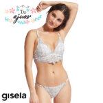 Conjunto bralette GISELA-Copa B-3/0297