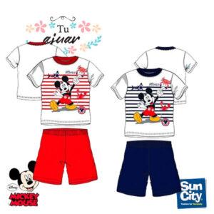 Pijama niño MICKEY-UE2028