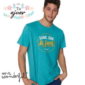 Camiseta MR. WONDERFUL de hombre
