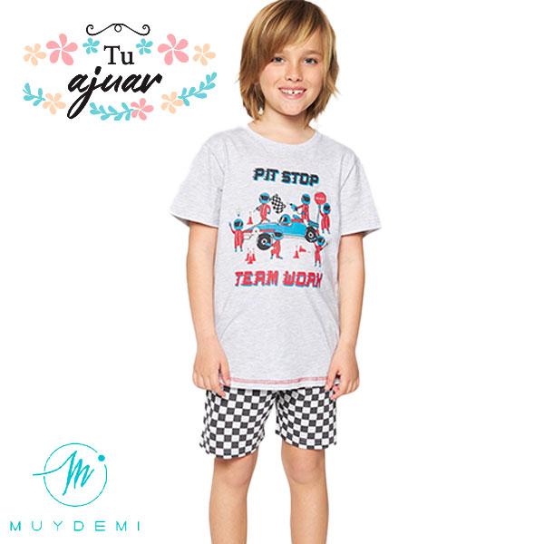 Pijama de niño MUYDEMI