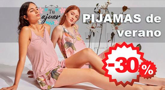 Pijamas de verano baratos