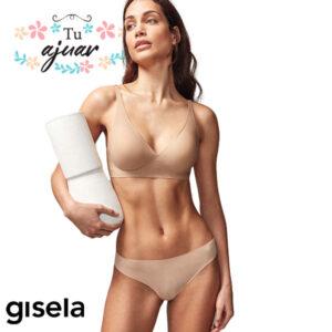 Braga brasileña Láser Cut Gisela 1/0226