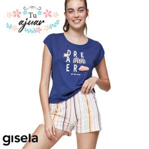 Pijama Gisela Dreamer 2/1796