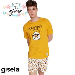 Pijama Pato Lucas Gisela 2/1801
