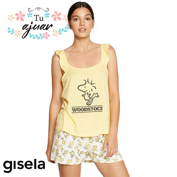 Pijama Snoopy GISELA-2/1791