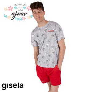 Pijama Tom y Jerry Gisela 2/1799