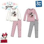 Pijama Minnie Mouse niña-HU2004
