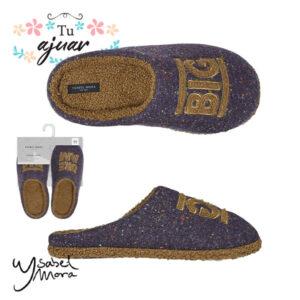 Zapatillas hombre YSABEL MORA-24012