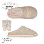Zapatillas mujer YSABEL MORA-14022